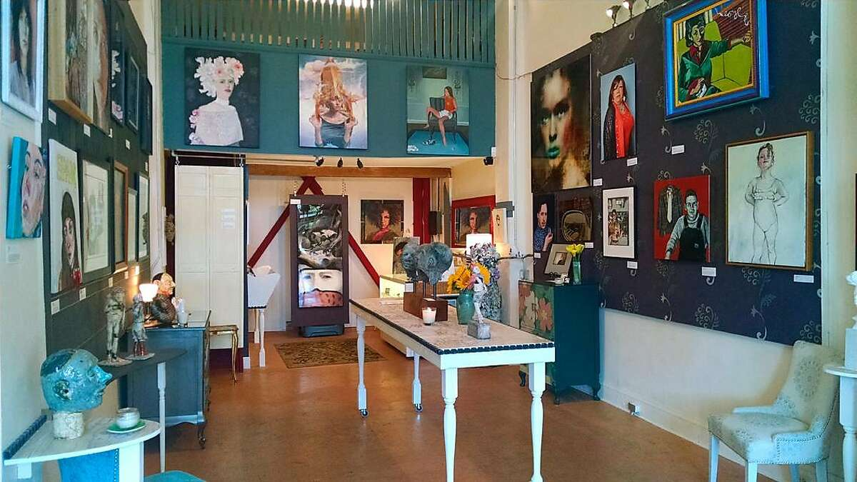 uBe Art owner Winn Tyalor works with a variety of emerging artists and frequently showcases art and sculpture exhibitions. 2507 San Pablo Ave., Oakland.