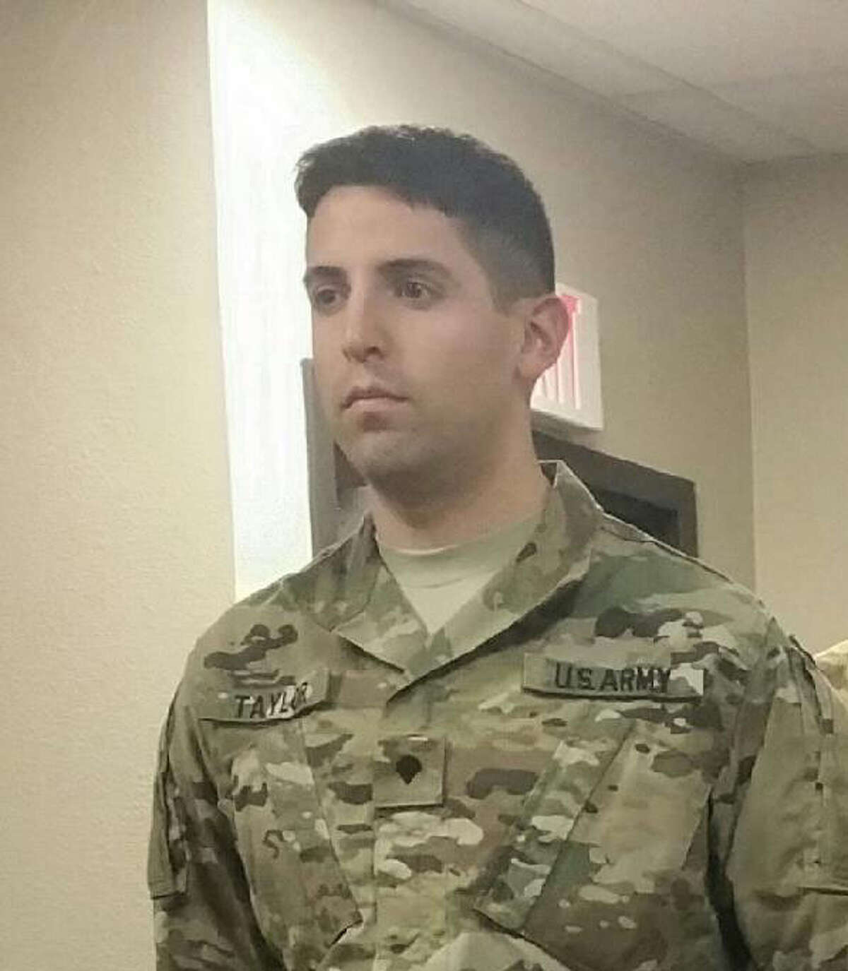 Sgt. Alex Mathew Dean Taylor, 23, was found unresponsive at Fort Hood Jan. 11, 2016. Taylor is from Texas City.