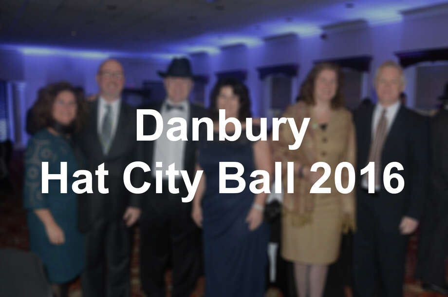 Photos from the 2016 Danbury Hat City Ball. Photo: News Times