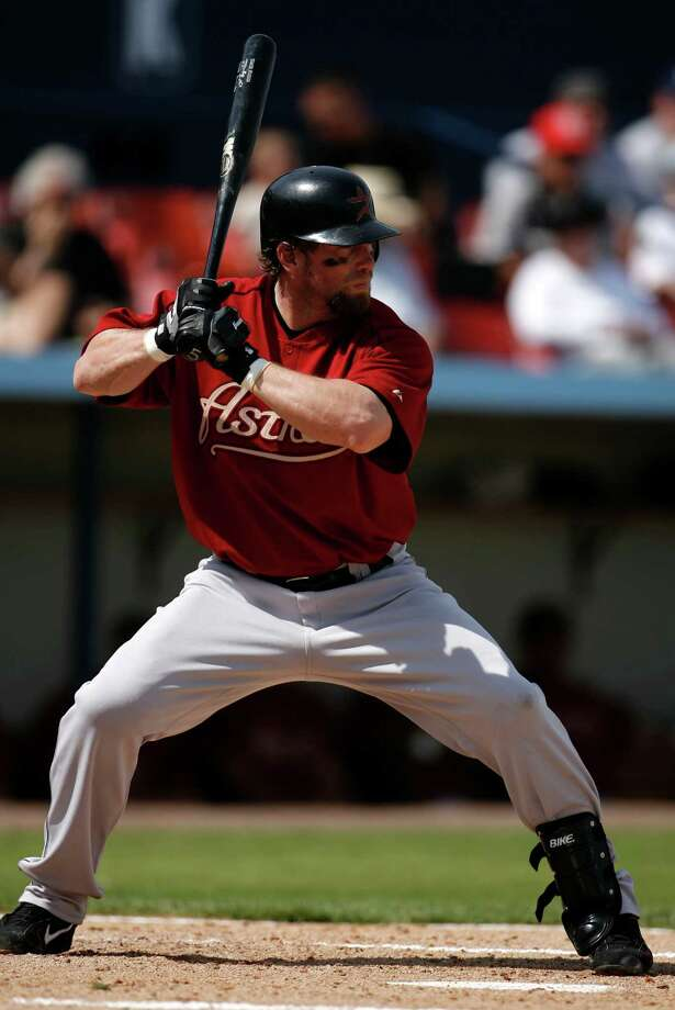 One of baseball's most identifiable players in the batter's box, Jeff Bagwell has seen several voters adjust their stance on his Hall of Fame worthiness. Photo: KAREN WARREN, STAFF / Houston Chronicle