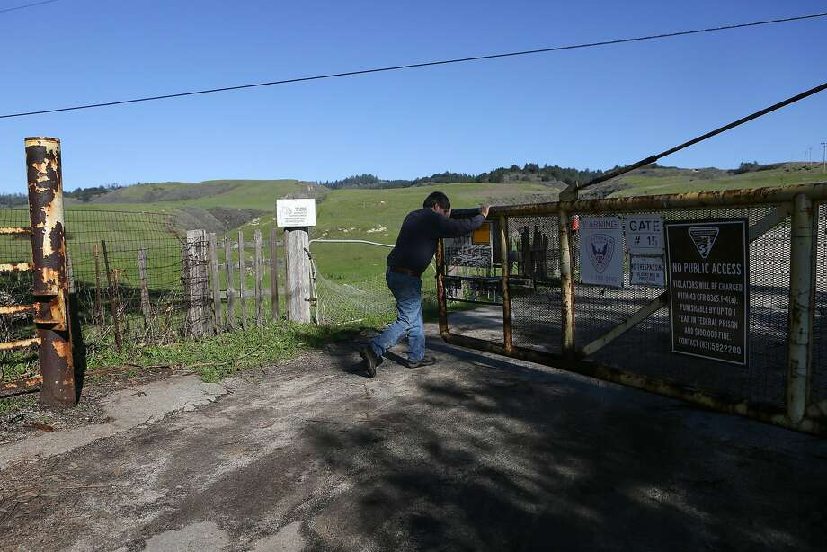 Santa Cruz resident Steve Reed worked with the Sempervirens Fund land trust to push for Coast Dairies' federal status. Photo: Amy Osborne, Special To The Chronicle