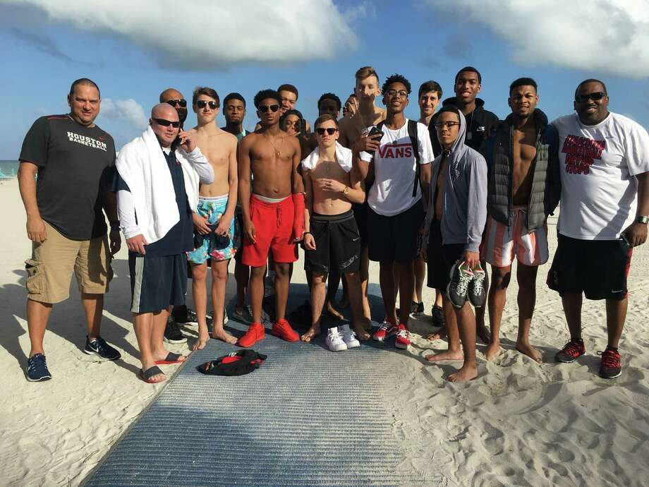The Atascocita basketball team went to Miami Beach over the holidays for Kreul Classic tournament, which featured 44 top teams from 10 different states and the District of        Columbia. Photo: Courtesy Photo