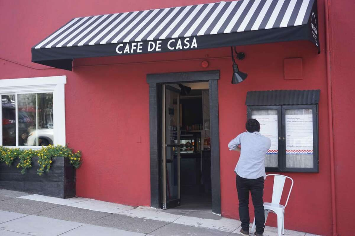 8. Cafe de Casa 2701 Leavenworth St.