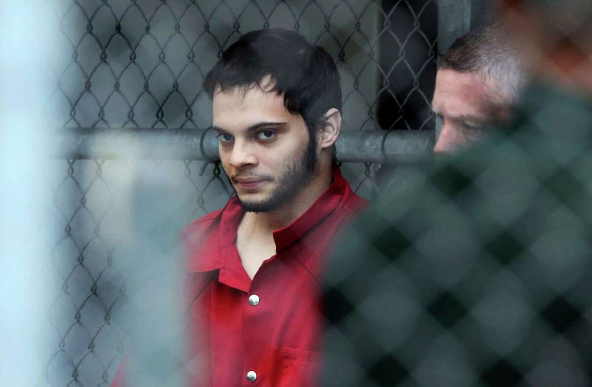 Weeks before the shootings Esteban Santiago walked into an FBI office in Alaska telling authorities the government was controlling his mind and that he was having terroristic thoughts.