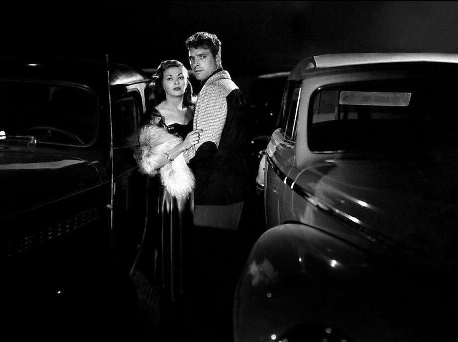 "Burt Lancaster and Yvonne De Carlo star in Robert Siodmak's ""Criss Cross"" (1949), which opens Noir City 15 at the Castro. Photo: Universal International 1949"
