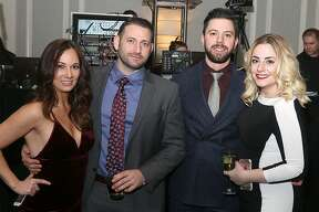 """Were You Seen at the 8th Annual Albany Food  & Wine Festival """"Wine & Dine for the Arts"""" Grand Gala Reception and Six  Course Dinner at the Hilton Albany on Saturday, January 15, 2017?"""