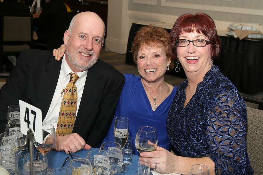 """Were You Seen at the 8th Annual Albany Food  & Wine Festival """"Wine & Dine for the Arts"""" Grand Gala Reception and Six  Course Dinner at the Hilton Albany on Saturday, January 15, 2017?   Photo: Joe Putrock/Special To The Times Union"""