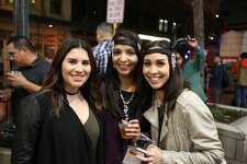 The San Antonio Cocktail Conference continued its host of refined boozy events Saturday, Jan. 14, 2017, with the Stroll on Houston Street, which saw participants meandering through various parties while tasting fine foods and specialty cocktails.