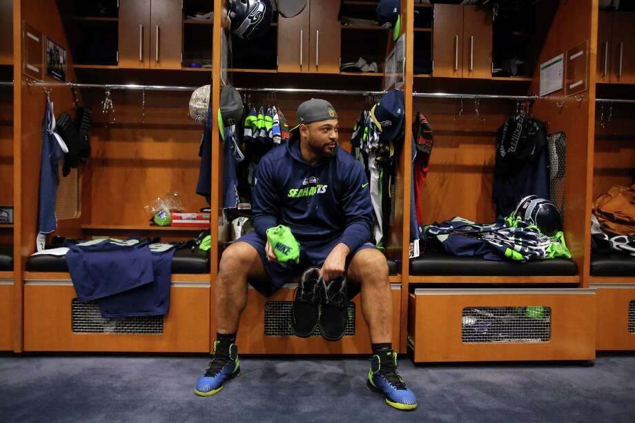 The Seahawks reportedly submitted a qualifying offer to tackle Garry Gilliam that would result in a one-year, $1.797 million deal for 2017. Check out the rest of Seattle's salary cap numbers for the season in the following gallery. Photo: GENNA MARTIN, SEATTLEPI.COM / SEATTLEPI.COM