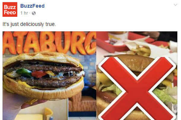 It's official. Whataburger has been dubbed the winner of taste over In-N-Out and Shake Shack,  according to BuzzFeed .