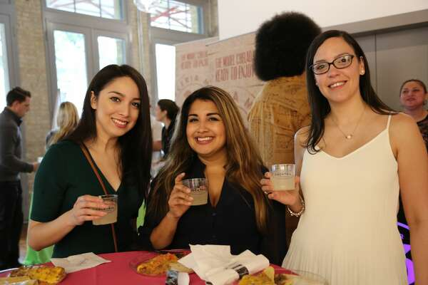 One of the final events for the San Antonio Cocktail Conference was at historic Spanish Governor's Palace for the Brunch in Old San Antonio Sunday, Jan. 15, 2017. The city's love for fine food and mixed drinks was not hindered by the chilly, damp weather.