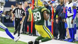 Jared Cook's clutch catch along the Cowboys sideline set the Packers up to advance to the NFC championship game.