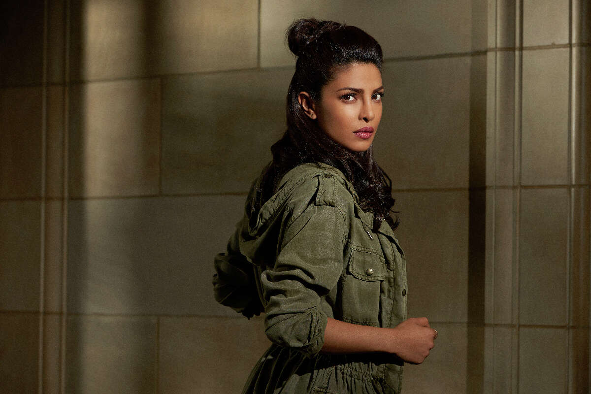QUANTICO The second half of the season begins with a stunning betrayal against Alex.Returns: Monday, January 23rd on ABC.