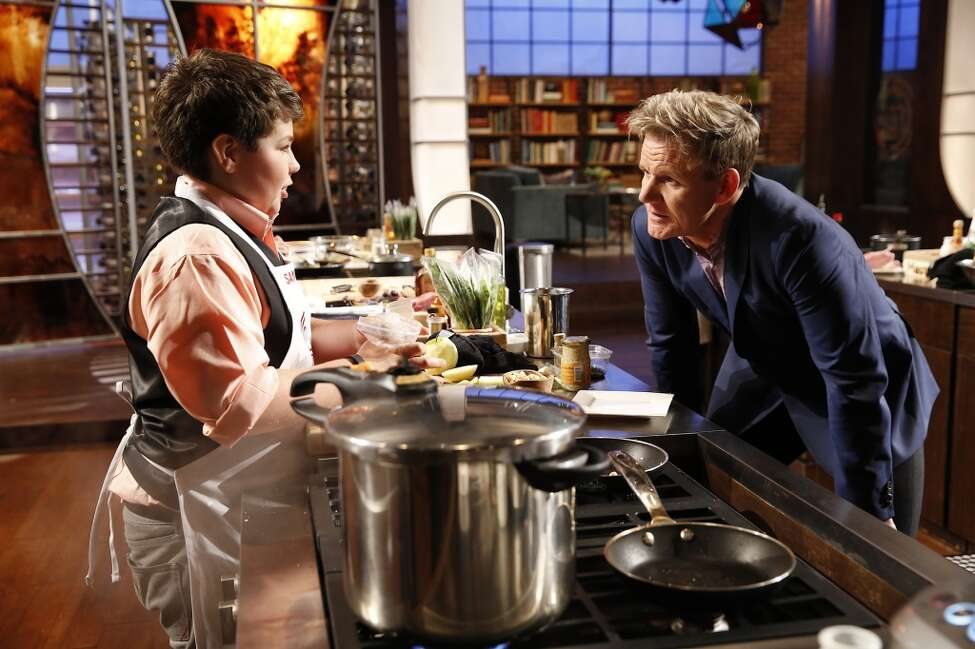 MASTERCHEF JUNIOR:Gordon Ramsey and a bunch of kids whose cooking skills will put yours to shame return to the MasterChef kitchen.
