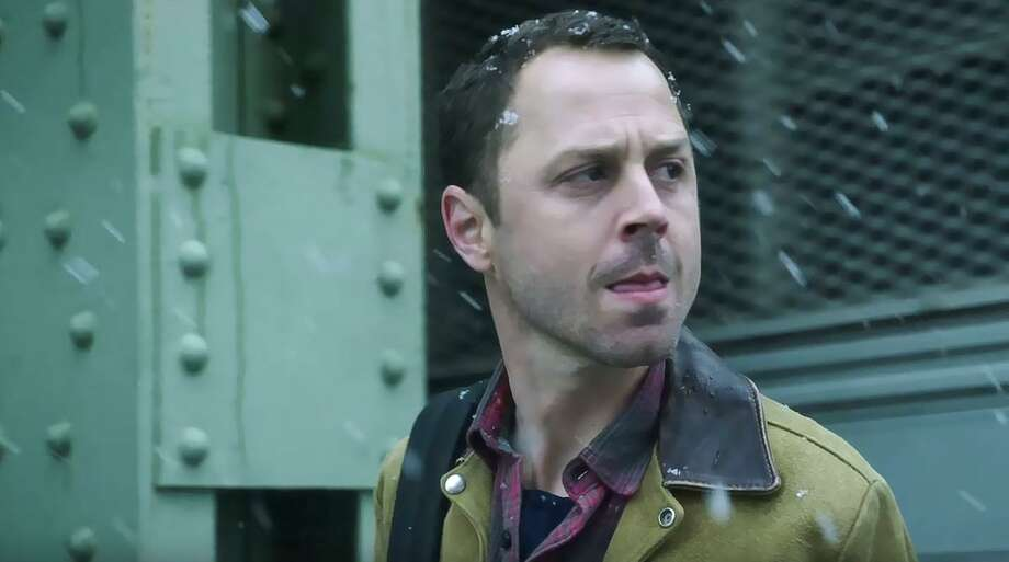 "Giovanni Ribisi in ""Sneaky Pete,"" a new Amazon series that's supposed to be set partially in Connecticut. Photo: Amazon / Amazon"