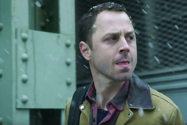 """Giovanni Ribisi in """"Sneaky Pete,"""" a new Amazon series that's supposed to be set partially in Connecticut."""