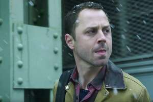 "Giovanni Ribisi in ""Sneaky Pete,"" a new Amazon series that's supposed to be set partially in Connecticut."