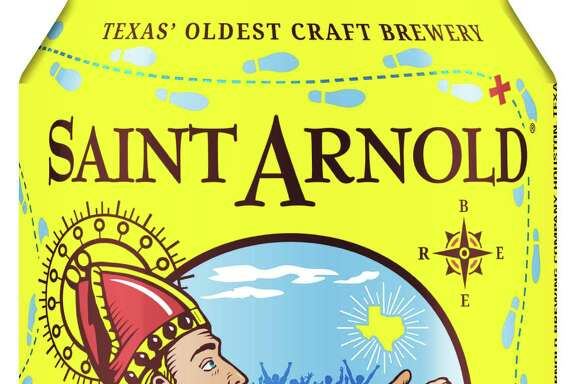 Saint Arnold Brewing Co. releases Pub Crawl Pale Ale Jan. 16, 2017.