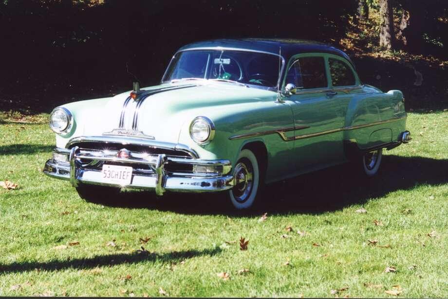 Movie inspires acquisition of 1953 Pontiac Chieftain  Houston