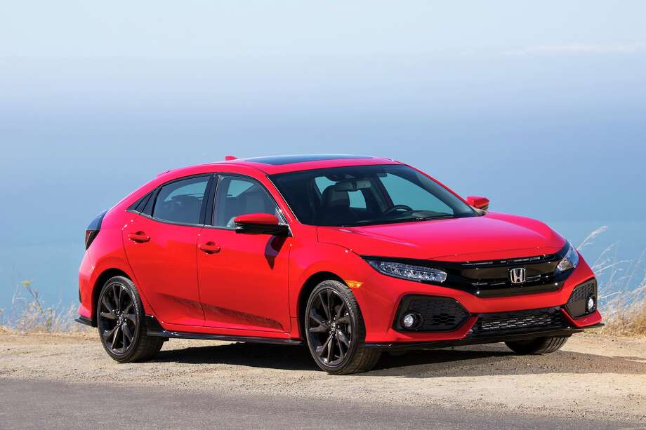 2017 honda civic hatchback features five door versatility houston chronicle. Black Bedroom Furniture Sets. Home Design Ideas