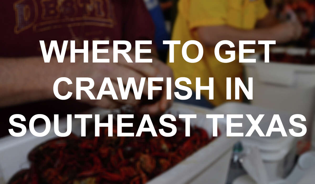 Not every crawfish shack has announced when they will start selling mudbugs. Continue scrolling to see some of our favorite crawfish spots.