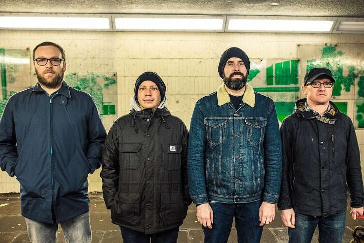 "Mogwai is scheduled to perform the score of �Atomic: Living in Dread and Promise"" during a screening and performance at the UC Theatre in Berkeley on Thursday, Jan. 19."