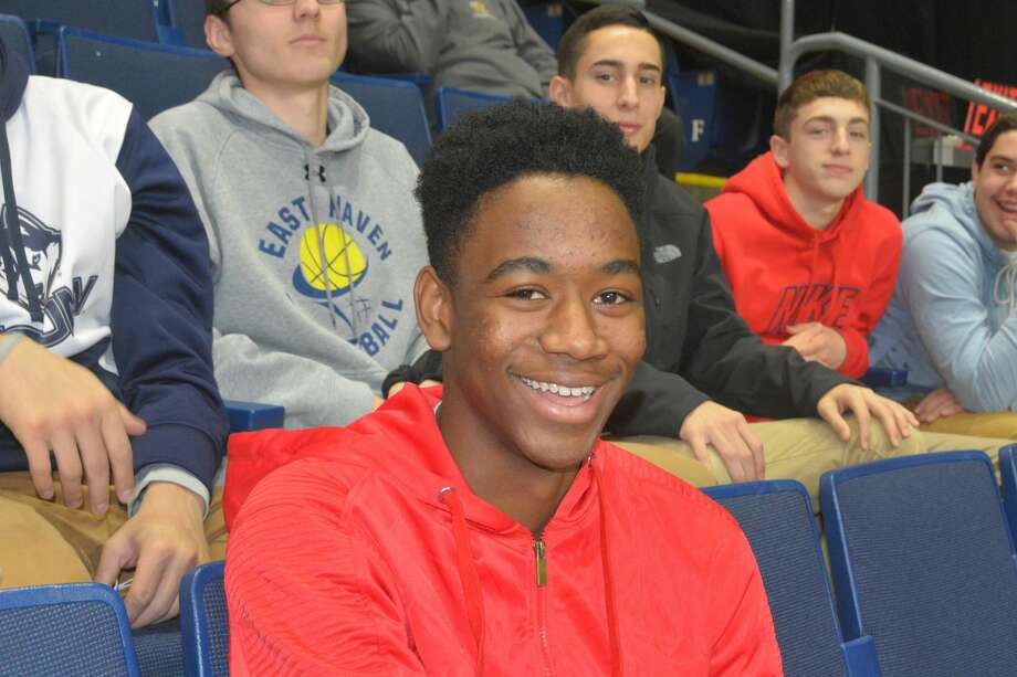 The third annual MLK Basketball Tournament was held at Webster Bank Arena in Bridgeport on January 16, 2017. Attendees cheered on local high school basketball players during five games throughout the day. Were you SEEN? Photo: Vic Eng / Hearst Connecticut Media Group