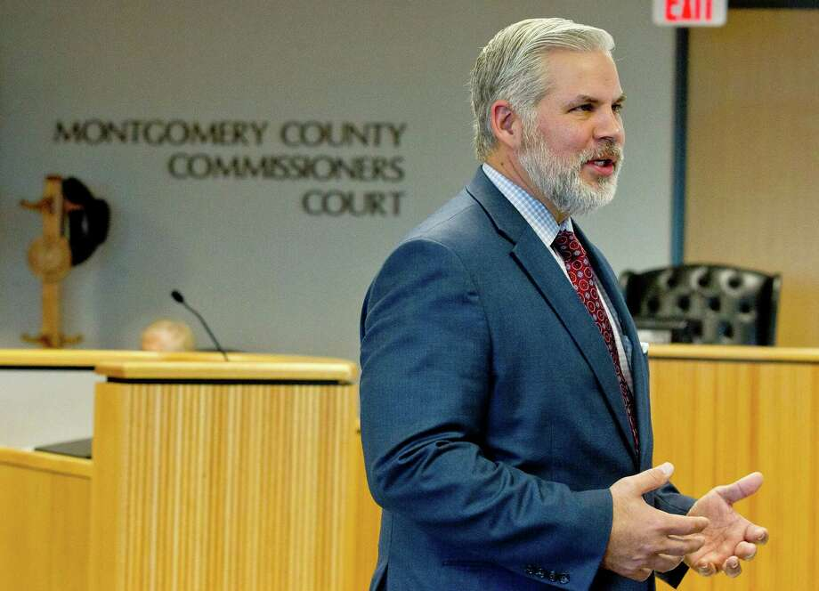 Montgomery County District Attorney Brett Ligon will serve as the special prosecutor in the capital murder case against Shannon Miles.Miles is accused of fatally shooting Harris County sheriff's deputy Darren Goforth. Photo: Jason Fochtman, Staff Photographer / Houston Chronicle