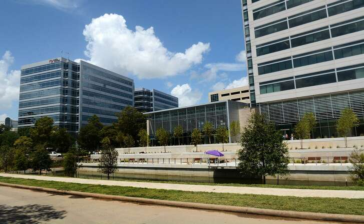 Noble Energy Inc. agreed to buy Clayton Williams Energy for $2.7 billion in stock and cash to expand in America's hottest shale play. Shown is Noble's headquarters in Houston.
