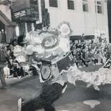 february 6 1993 lion dances during the chinese new year parade san francisco - Chinese New Year 1988