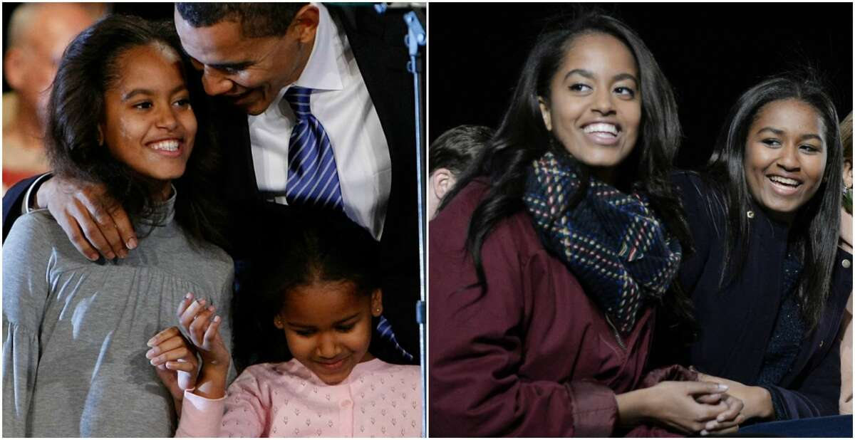 >> See the Obama girls grow up in this collection of photos from the last decade.