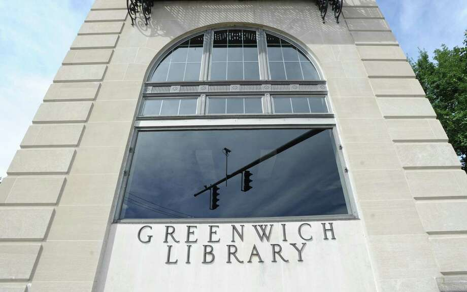 The partnership between Greewich Library and the town began in 1917, when the Town of Greenwich appropriated $1,000 for library operating expenses. Photo: Bob Luckey / Bob Luckey / Greenwich Time