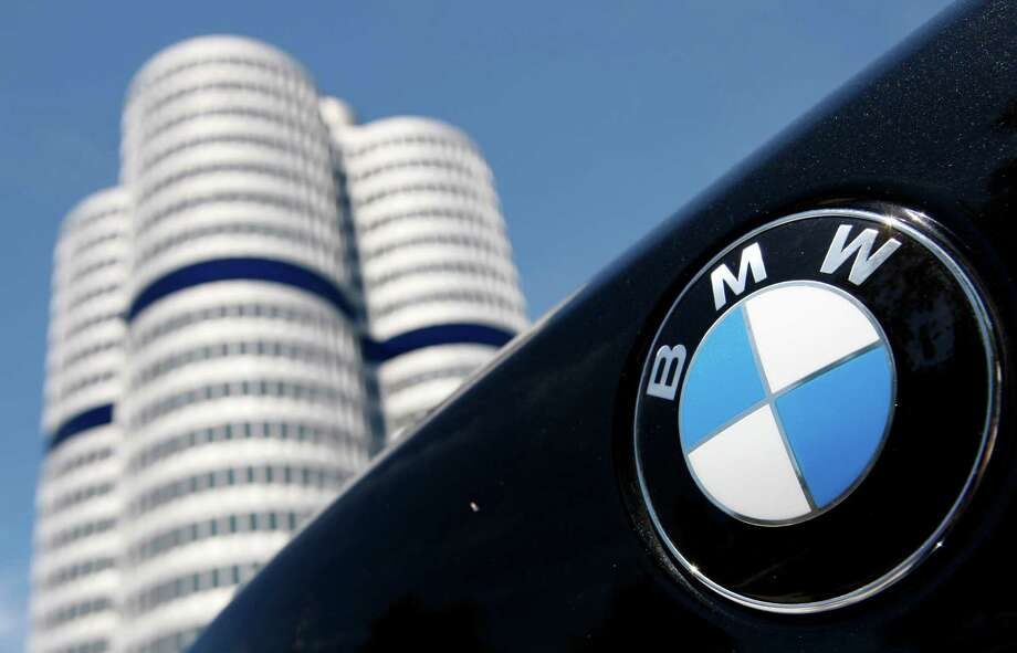 """In remarks reported by Reuters, President-elect Donald Trump says: """"I would tell BMW that if you are building a factory in Mexico and plan to sell cars to the USA, without a 35 percent tax, then you can forget that."""" Photo: Matthias Schrader, STF / AP"""