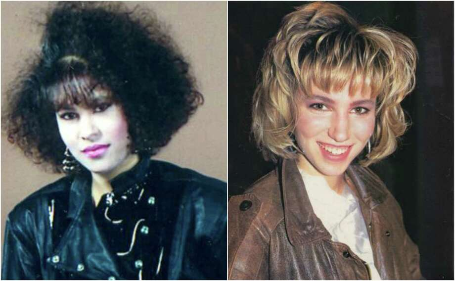 Selena, left, covered a Debbie Gibson hit. Photo: Collage