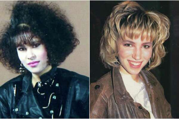 Selena, left, covered a Debbie Gibson hit.