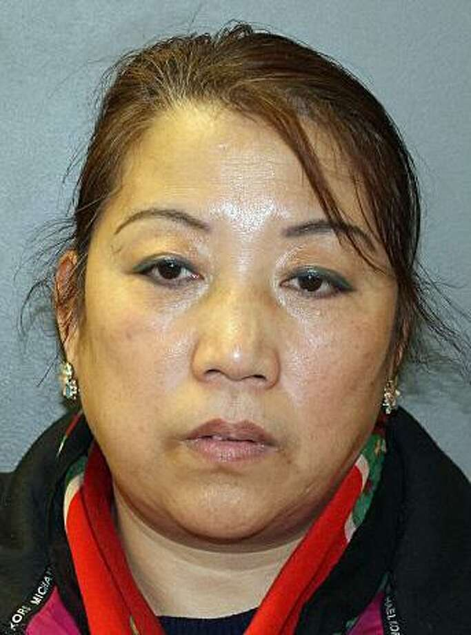 Jianwei Zhang, 55, of Main Street in Randolph, Mass. was charged with prostitution and permitting prostitution at the Kismet Spa in Hamden. Zhang, owner of the spa was arrested on Jan. 13, 2016. Photo: Hamden Police Department