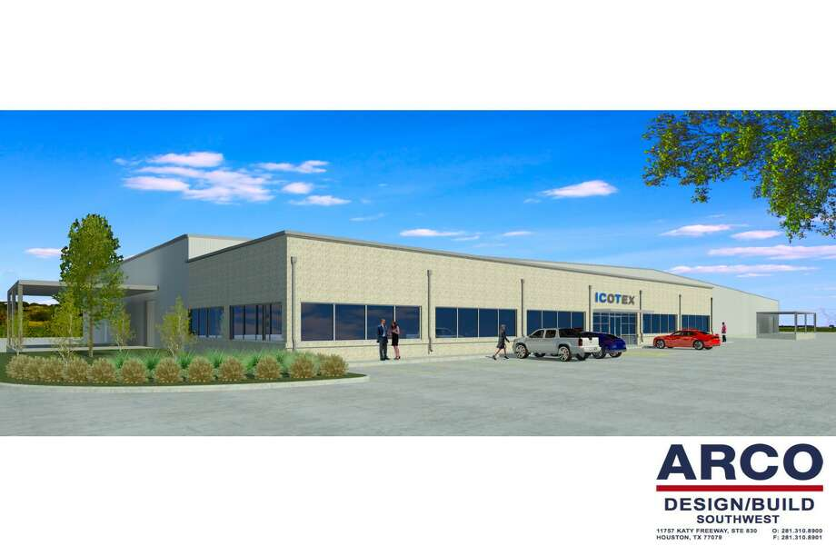 Origin Bank provided financing for a manufacturing and distribution center in the Conroe Industrial Park to be built by a venture of Mitsubishi Caterpillar Forklift America and Jungheinrich AG. The 71,000-square-foot building will be developed by Archway Properties and built by Arco Design on 10 acres. Photo: Origin Bank