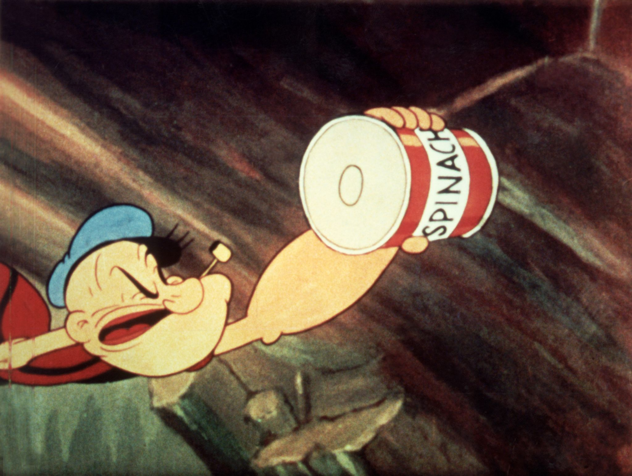 Today In 1929 Popeye The Sailor Man Debuted In Victoria Texas