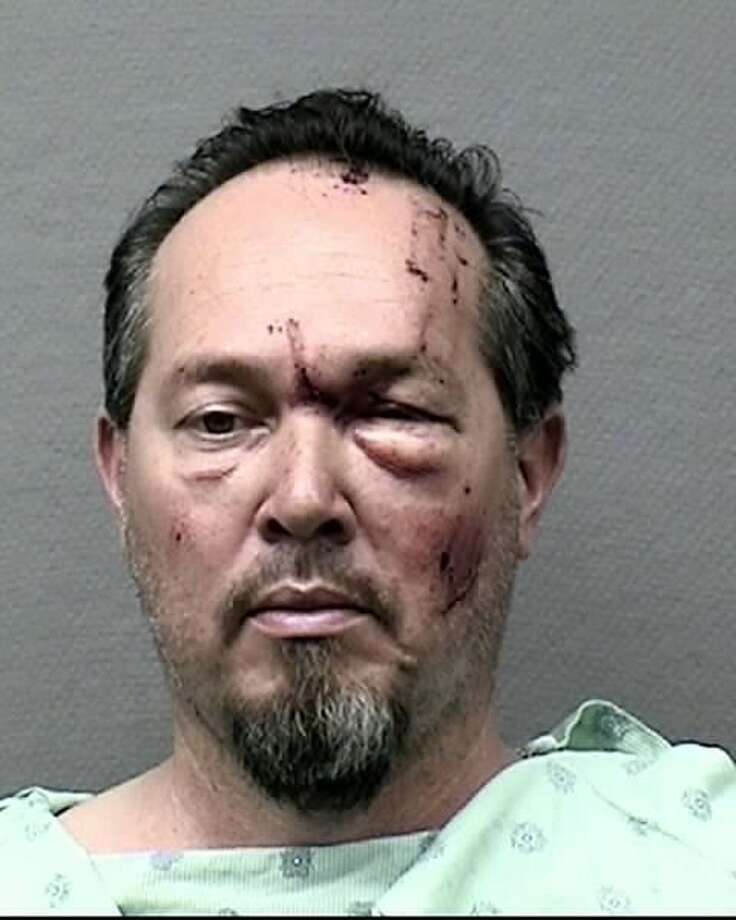 Victor Manuel Garcia, 48, is charged with intoxication manslaughter in a fatal traffic wreck that occurred about 2:30 a.m. Saturday, Jan. 14, 2017, at 6144 Southwest Freeway in southwest Houston. (Houston Police Department)
