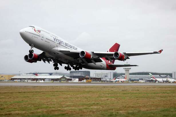 Boeing announced last year it could soon end production of the 747 planes.
