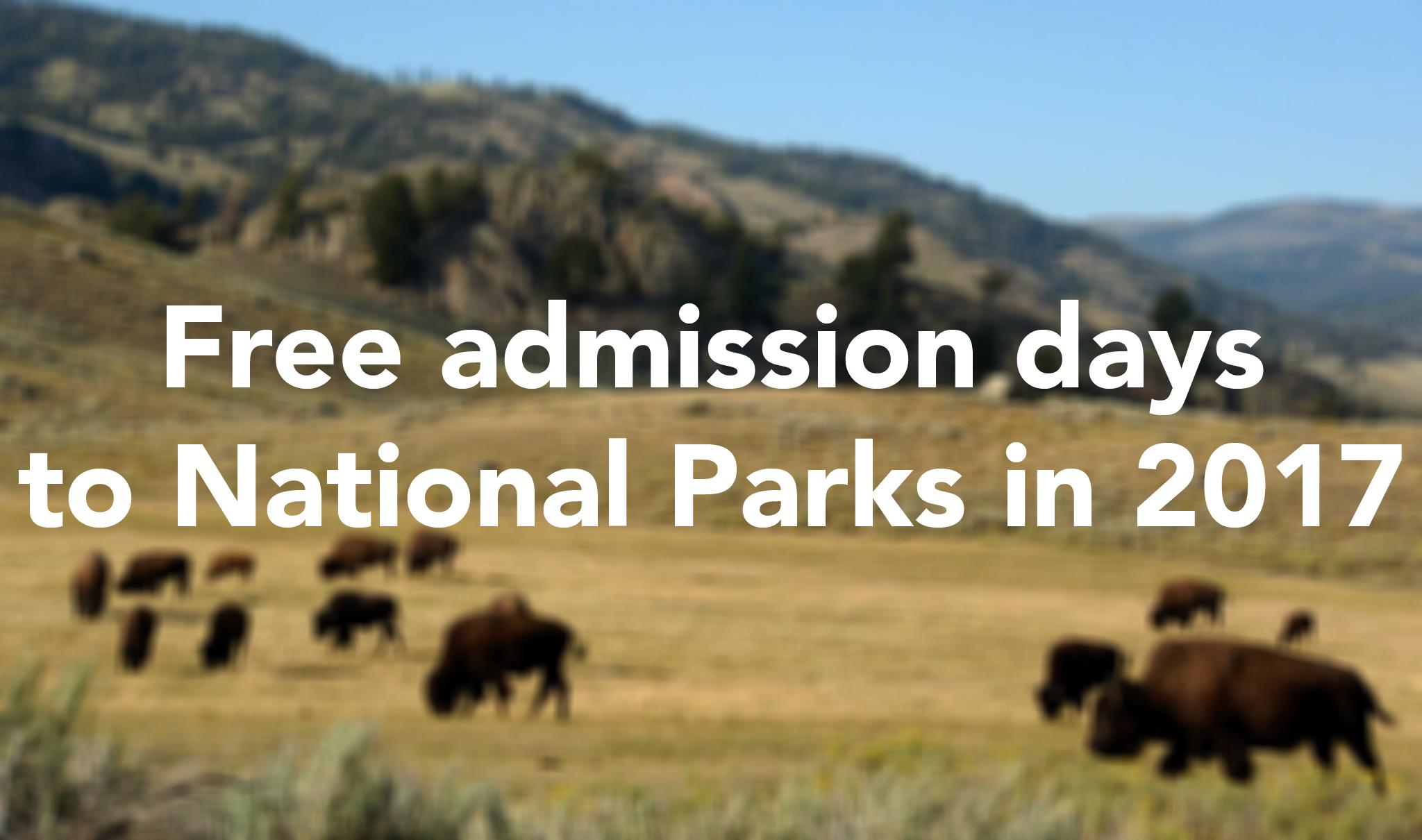 living slideshow national parks