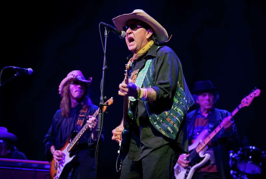 Joe King Carrasco performs at the Doug Sahm tribute at South by Southwest in 2015. He was at the Austin music festival a year later when he learned his brother Tucker had died. Photo: Austin American-Statesman / Austin American-Statesman