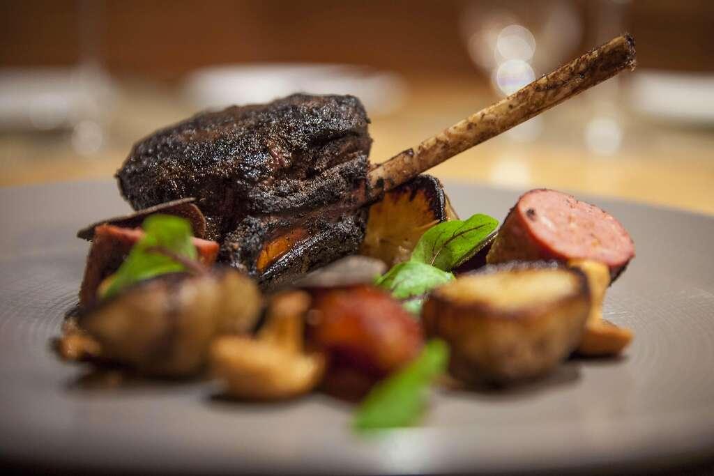 How sleepy Healdsburg became a dining destination - SFGate