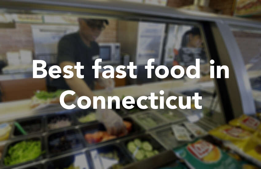 Business Insider named the best fast-food chains in America, but Connecticut is arguably left out of the mix. You may be surprised by just how many of the country's best fast-food chains are actually in Connecticut.