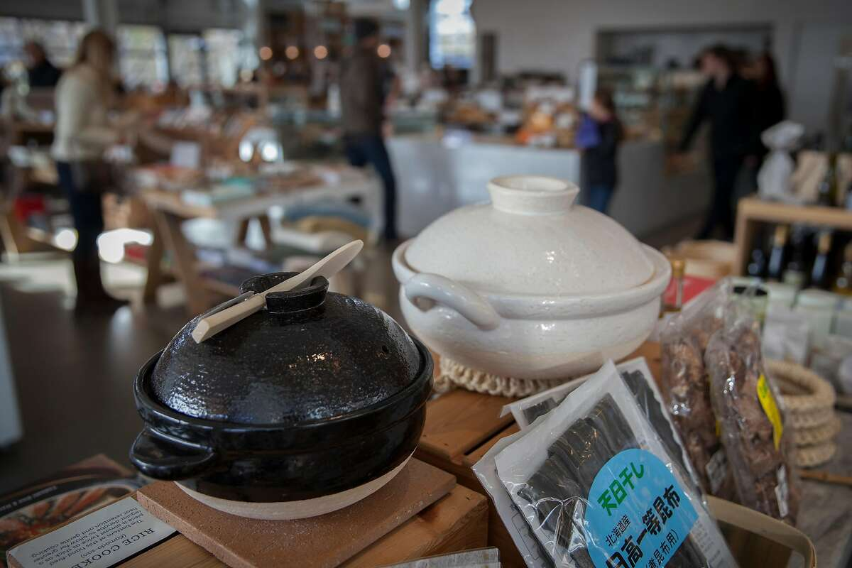 Donate cook ware sold at Shed, Friday January, 06 2017 in Healdsburg, CA. (Peter DaSilva Special to the Chronicle)