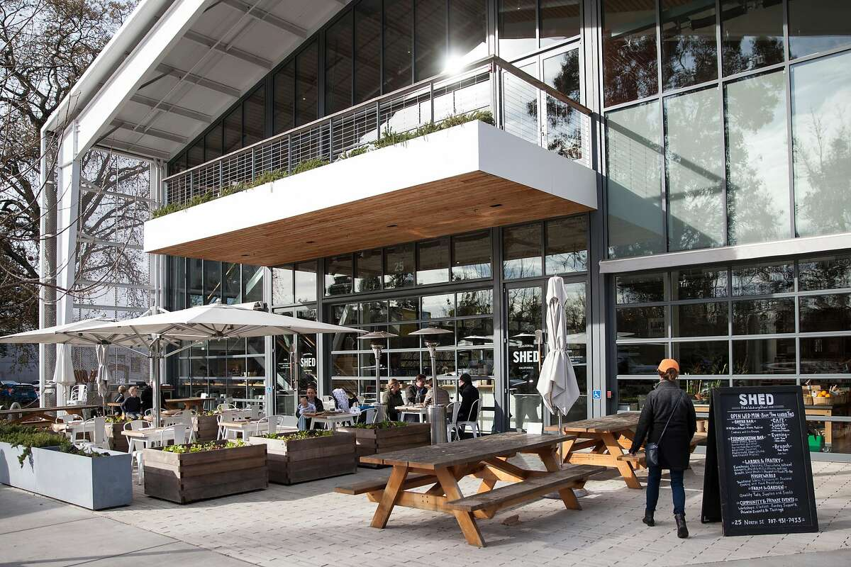 Shed Shed in Healdsburg will shut its doors at the end of 2018, closing the book on a charmed five-year run for Sonoma County's most ambitious combination restaurant, marketplace, event space and fermentation bar.