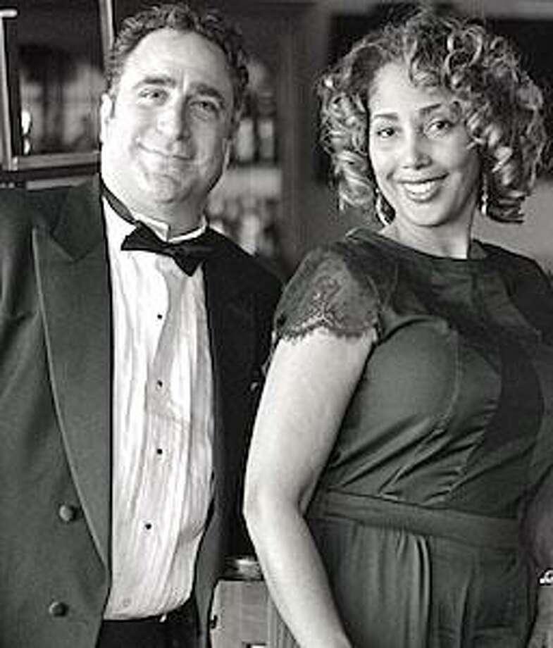 Jeff Pitchell and Carla Cooke Photo: / The Palace Danbury