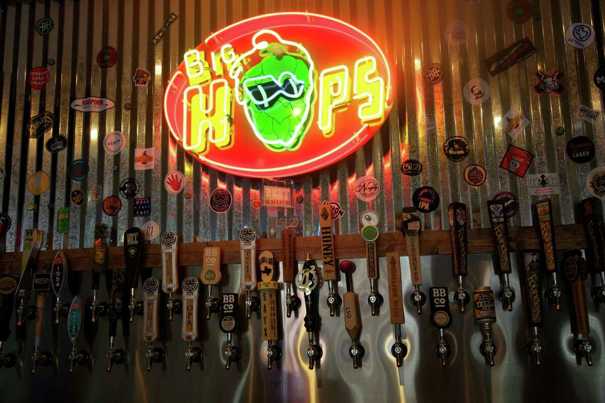 Big Hops Bitters is staging another battle of the beers, this time featuring selections from Deep Ellum Brewing Co. and Legal Draft Beer Co., both hailing from the Dallas-Fort Worth area. Customers will be able to pick their favorite with their purchase of a beer from either brewer. Big Hops will raffle off prizes for guests who chose to participate. 6 p.m. Friday, Big Hops Bitters, 226 W. Bitters Road. Free to attend, 210-437-3588, bighops.com -- Polly Anna Rocha