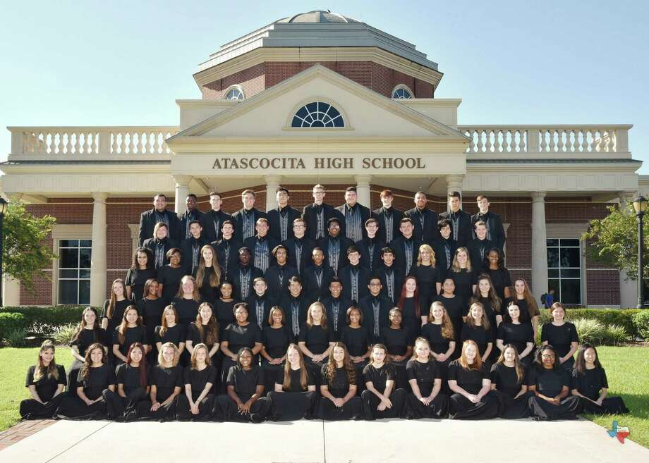 Pictured are members of the Atascocita High School A Cappella Choir. Photo: Courtesy Photo