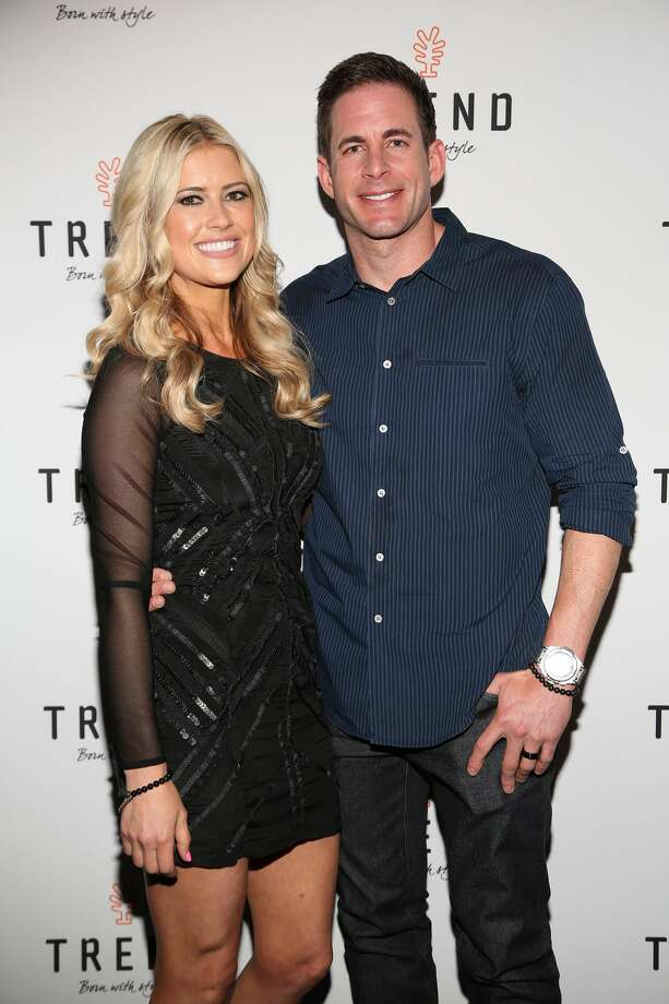 f701a9580065 Reality TV couples that ended up in SplitsvilleCouple  Christina El Moussa  and Tarek El MoussaRelationship